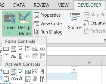 Dynamic searchbox in Excel (without VBA) | Franck Largeault